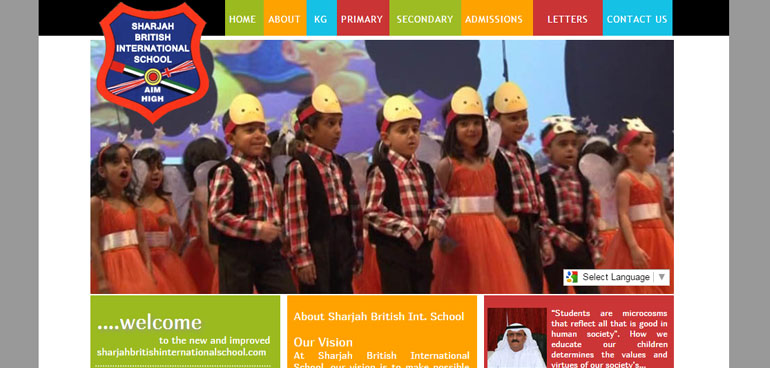 Web Design And Development Dubai Custom Web Application